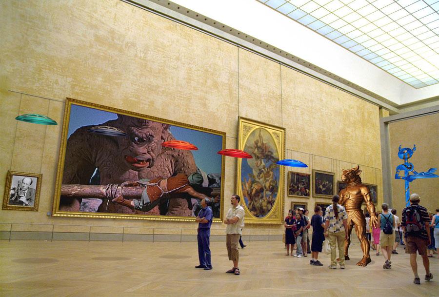 Polyphème, Jupiter, le Minotaure et son double