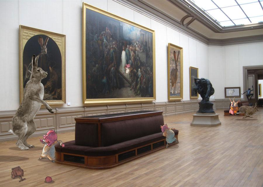 Galerie Philippe Corentin 4