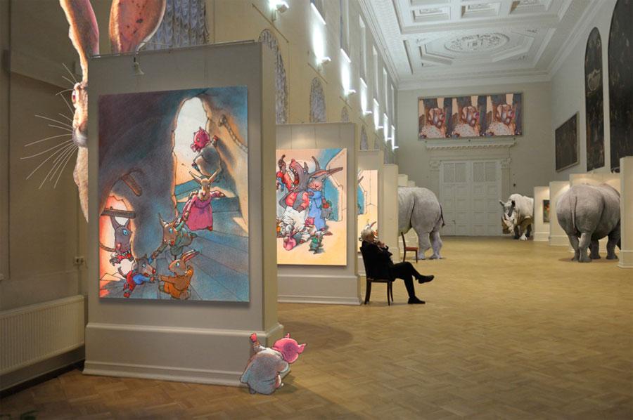 Galerie Philippe Corentin 2